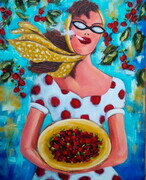 Life's a Bowl of Cherries - Sold